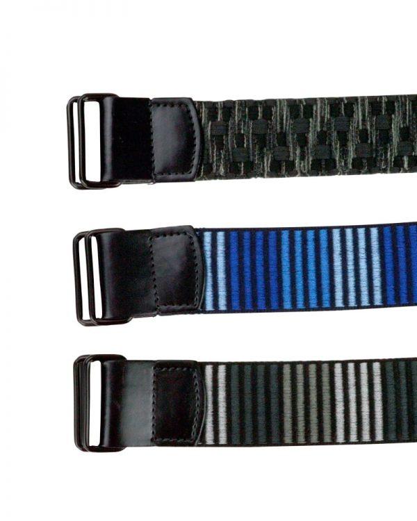 5D Woven vegan Belts