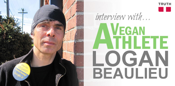 Vegan Athlete Logan Beaulieu