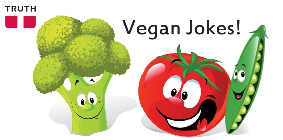 Random Vegan Jokes