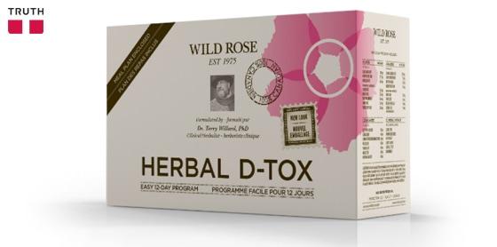 Wild Rose Detox Diet
