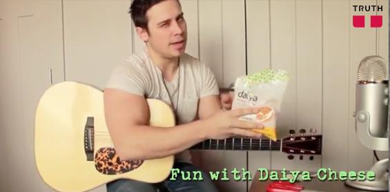 Daiya Cheese fun