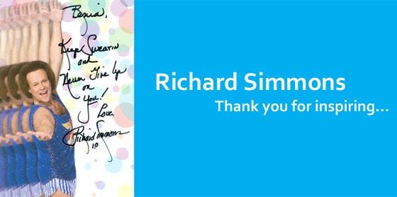 Richard Simmons Seva Vegan Belt Dance Video