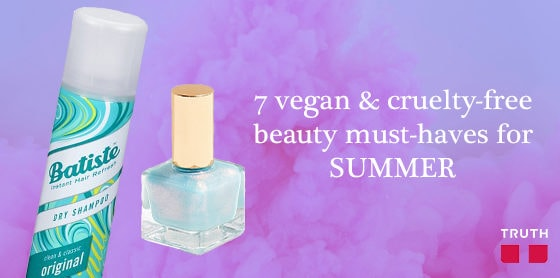 7 Vegan & Cruelty-Free Beauty Must-Haves for Summer
